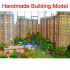 China handmade building model -002 factory