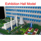 Exhibition hal model 011