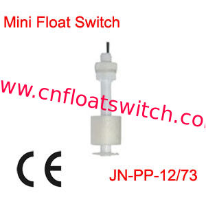 Manufacture Miniature Plastic Float Level Switch JN-PP-12/73