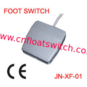 New Plastic Foot Switch Power Pedal SPDT Foot Switch