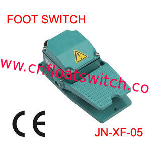 1pcs JN-XF-05 15A 250VAC Foot Switch Power Pedal FootSwitch 1NO 1NC