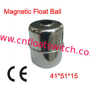 41X51X15mm Large Stainless Steel 304 Float Ball