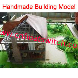 handmade single house moulding 003