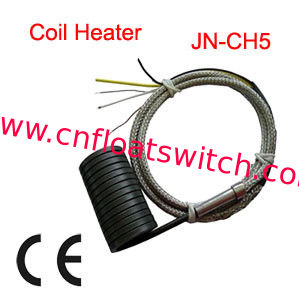 Spring coil Heater 4*2mm JN-CH5 250W with K/J thermcouple Fiberglass wire