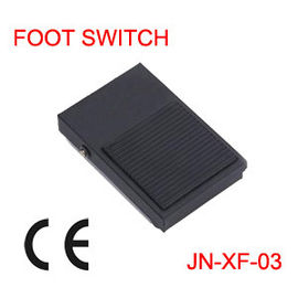 China Iron Foot Switch Power Pedal FootSwitch 1NO 1NC 10A JN-XF-03 distributor