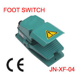 China JN-XF-04 AC 220V 380V 10A Metal foot switch pedal switch distributor