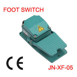 China 1pcs JN-XF-05 15A 250VAC Foot Switch Power Pedal FootSwitch 1NO 1NC distributor