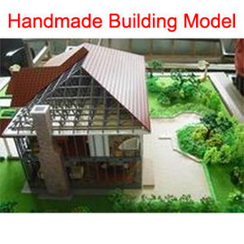 China handmade single house moulding 003 distributor