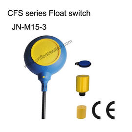 China Sewage Cable Float Switch For Water Pump with 4meters distributor